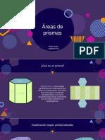 Area de Un Prisma