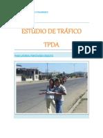 166715056 Estudio de Trafico Tpda