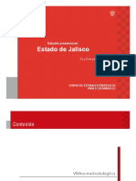 Encuesta de Resultados Preelectorales - CEED UdeG