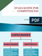 Evaluacion Por Competencias 2017