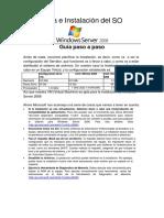 Guia Instalacion Windowsserver 2008