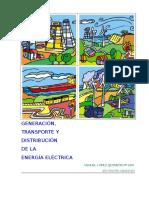 Energia Electrica Generacion Transporte Distribucion
