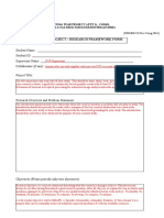 Research Framework Form Rev. 2 Aug 2016 (1)