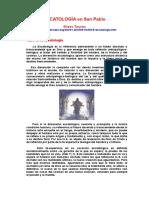 04 Escatología en San Pablo