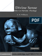 Williams, A.N. - The divine sense. The intellect in patristic theology.pdf