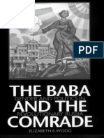 Elizabeth Wood - The Baba and the Comrade