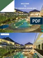 Safety Briefing Camakila -2017(English)