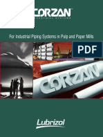 Corzan Pulp Paper Brochure