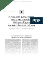 Neumoni¦üa nosocomial. Aproximacio¦ün fisiopatolo¦ügica en los enfermos cri¦üticos