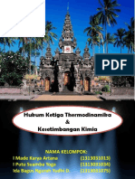 HK III Thermodinamika