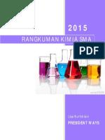Rangkuman Kimia SMA