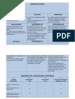 Formatos Matriz Dofa