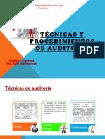 Técnicas de Auditoría
