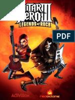 Guitar Hero III Legends of Rock Songbook