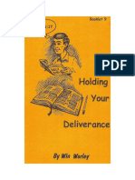 32149097 Holding Your Deliverance Win Worley