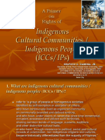 Indigenous Peoples' Rights, English