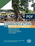 FAO Expert Consultation 2011