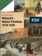 Szerbicki T. - Motocykle Wojska Polskiego 1918-1950