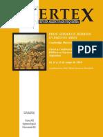 Vertex- Revista Argentina de Psiquiatria. Dr. German Berrios