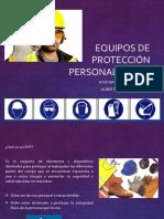 Equipos de Protección Personal EPPs