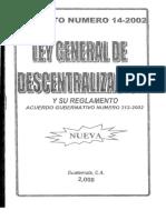 Ley General de Descentralización (1)