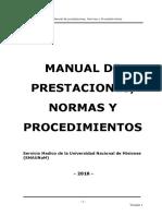 Manual de Prestaciones Medicas