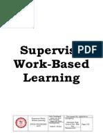 Supervise Work