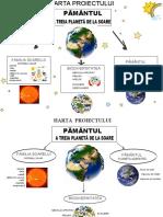PAMANTUL a Treia Planeta de La Soare