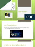 Presentación Fibra óptica