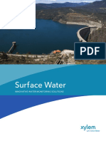 Surface Water Capabilities Brochure E103 0314