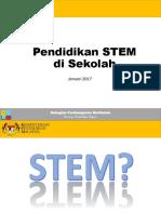 Pendidikan STEM Di Sekolah2017