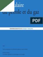 Dictionnaire Petrole Gaz