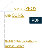 Prince Anthony Lariosa Torres