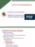 Software Process Models Seii