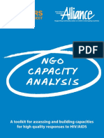 NGO Capacity Analysis Toolkit Eng