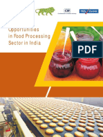 Opportunities in Food Processing Sector in India