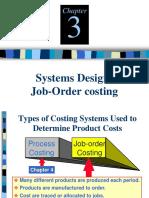 Gn03 Job-Order Costing