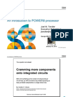 2014-01 Intro to POWER8 Processor (JM Tendler to GA Power User Group, 2014-01-16)