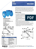 Check Valve - Position Indicator