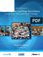 Unicef - Community Led Total Sanitation