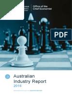 Australian Industry Report 2016