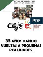 Presentacion CAJE Asoc Mujeres