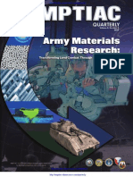 Armor Materials Research