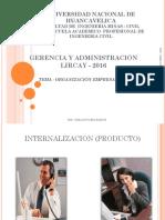 1 Clase 01organizacion Empresa