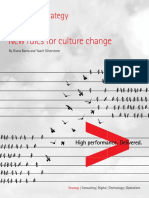 New Rules for Culture Change