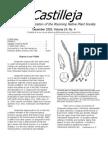 Dec 2005 Castilleja Newsletter, Wyoming Native Plant Society