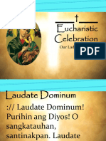 Eucharistic Celebration (OLPH)