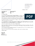 68417 Offshore Increment Letter2014