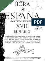 Hora de España (Valencia). 6-1938