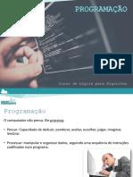 Programação [Edit Kelly]
